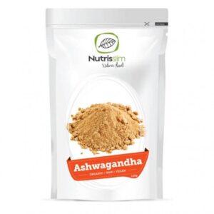 Supliment alimentar Ashwagandha