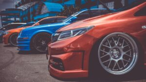 Suspensia mașinii